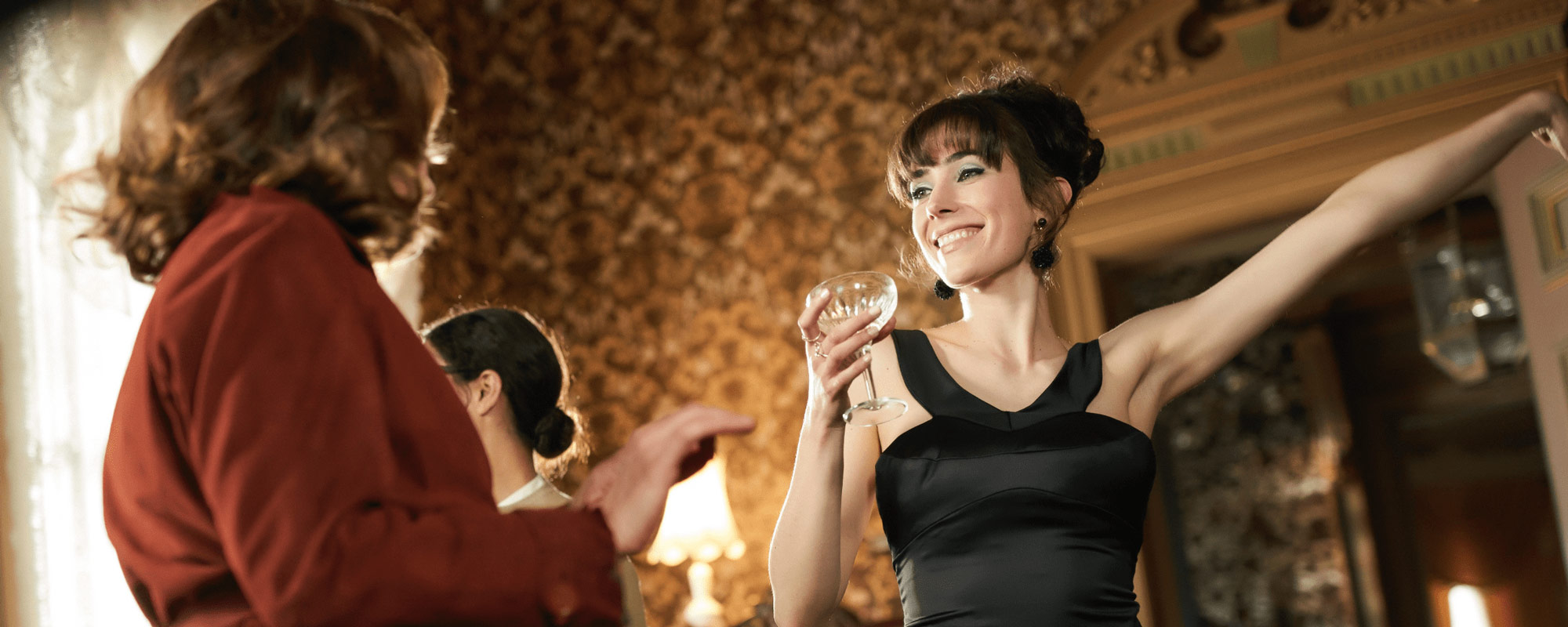 Ms Fisher's Modern Murder Mysteries Television Series Production