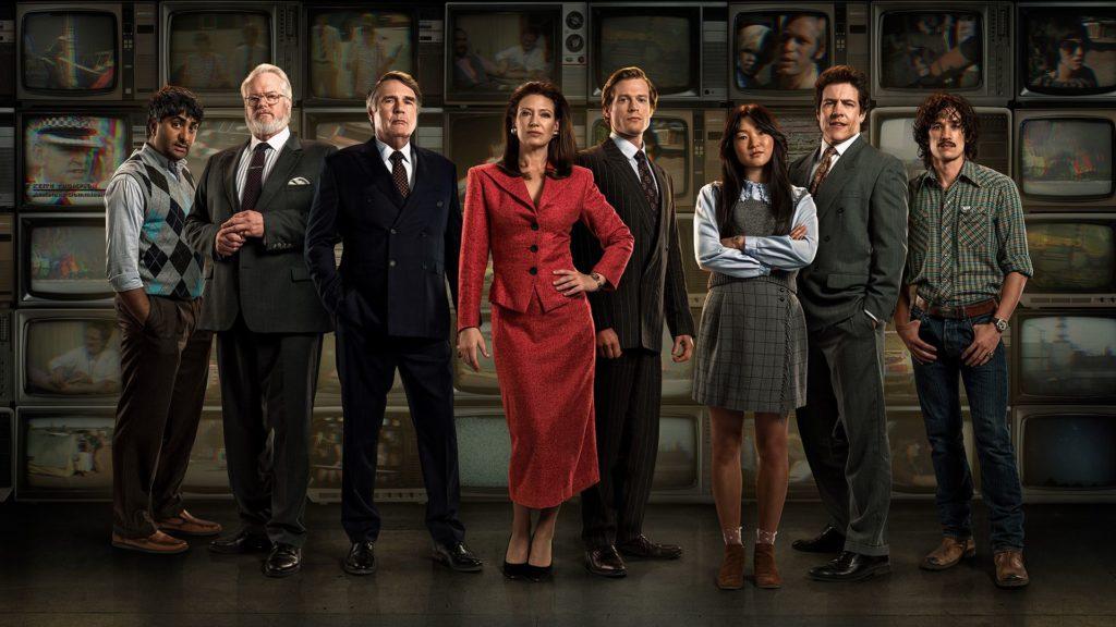 The Newsreader TV series