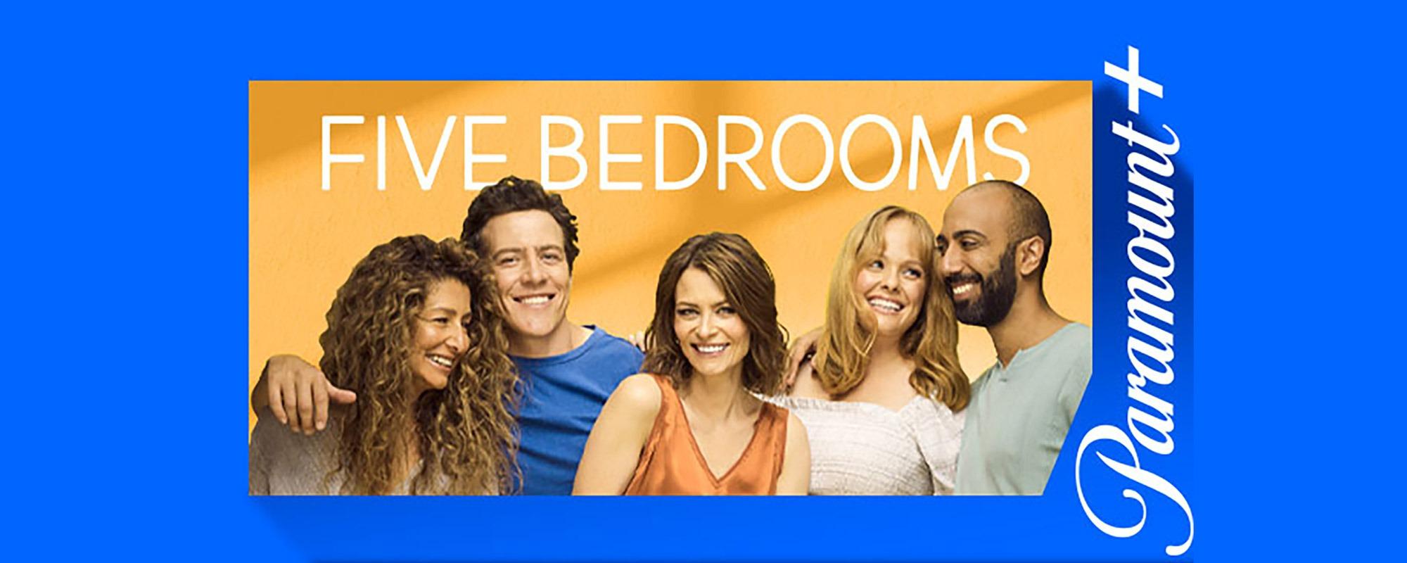 """""""Five Bedrooms"""" - Hoodlum, 2021"""